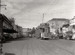 Auckland Trams; Graham C. Stewart (b.1932); 1950s; 08/092/279