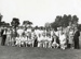 [Unidentified cricket players and supporters]; Green & Hahn Photography Limited; Unknown; 14-0829