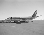 Air New Zealand Boeing 737; Mannering and Associates Limited; 08/117/1792
