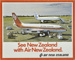 New Zealand National Airways; 1970s; 08/039/222