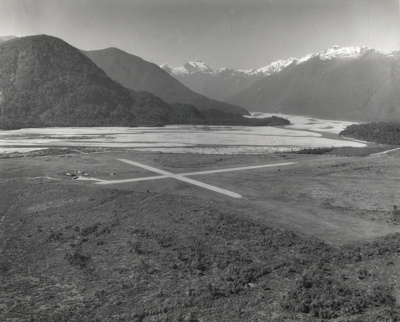 Haast airfield; Whites Aviation Limited; Unknown; 14-6497