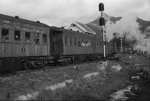Photograph of carriages, Ferrymead; Les Downey; 1972-1976; 14-4035