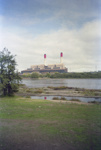 Photograph of Huntly power station; Les Downey; 1985?; 14-4815