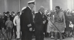 Welcoming Ceremony, NAC Fokker Friendship; Unknown Photographer; 1960s; 14-5601