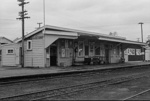 Photograph of Wellsford railway station; Les Downey; 1972-1976; 14-3905
