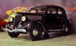 Automobile [Ford V8 Sedan]; Ford Motor Company (United States of America, estab. 1903); 1936; 1982.998