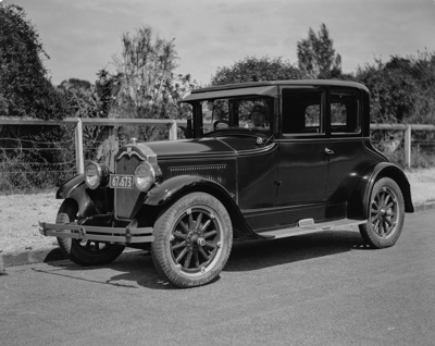 1925-1930 Buick (Doctors) Coupe; Unidentified; 1930s; 13-2247