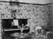 Interior design of living room in domestic dwelling; Unidentified; 1930s; 13-2159