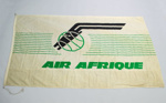 Flag [Air Afrique]; Air Afrique (Ivory Coast, estab. 1961, closed 2002); 1982.252.9
