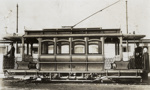 [Auckland Tram No. 49]; Unknown Photographer; Unknown; 14-5021