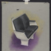 [Auckland Rapid Transit: Concept for passenger carriage seating]; Gifford Jackson (b. 1920, d. 2013); [1974]; ART-2017-8.4