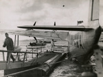 Empire Class flying boat; Whites Aviation Limited; 13 Aug 1946; 14-5799