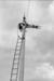 Photograph of signal post, Taipuha; Les Downey; 1972-1976; 14-1030