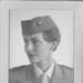 Image showing stewardess Mary Best, courtesy of Best family.