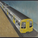 [Auckland Rapid Transit: Concept for control car of train 171]; Gifford Jackson (b. 1920, d. 2013); [1974]; ART-2017-8.2