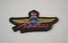 Badge [Ansett New Zealand]; Ansett New Zealand (estab. 1987, closed 2001); 2017.3.37