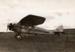 """De Havilland DH75 Hawk Moth """"Wakefield Castrol Flight"""" taking off at dawn from Newcastle Waters , Australia en route to meet Miss Batten at Darwin.; Unidentified; 10-0822"""