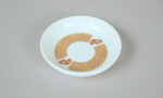 Condiment Dish [Air New Zealand]; Air New Zealand Limited (New Zealand, estab. 1965); 2003.124.1