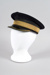 Uniform Hat [Station master's cap]; New Zealand Rail, Hills Caps Limited (New Zealand, estab. 1875); 2014.339