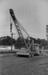 Photograph of crane truck; Les Downey; 1958; 14-4176