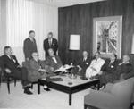 Air New Zealand Press Forum; Unknown Photographer; Aug 1963; 14-6102