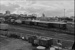 Photograph of Auckland Central rail yards; Les Downey; 1973; 14-2043
