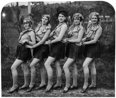 Dance troupe; Unidentified; 1930s; 13-2250