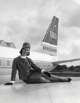 Air New Zealand promotional photograph; Unknown Photographer; 1966; 14-6108