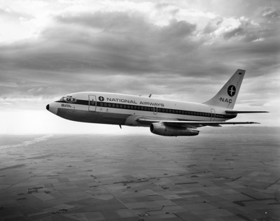 NAC Boeing 737; Mannering and Associates Limited; 08/117/2371