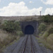 Photograph of Bickerstaffe tunnel; Les Downey; 1987; 14-4224