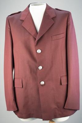 Uniform Jacket [Rail]; F256.2001