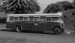 L.J. Keys bus on Tamaki Drive; Les Downey; 1940s; 05/026/003