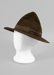 Uniform Hat [Shunter Lemon Squeezer]; New Zealand Rail; 2014.320