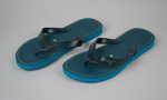 Jandals [Huffer for Air New Zealand]; Air New Zealand Limited (New Zealand, estab. 1965); Huffer (estab. 1997); 2008; 2017.18