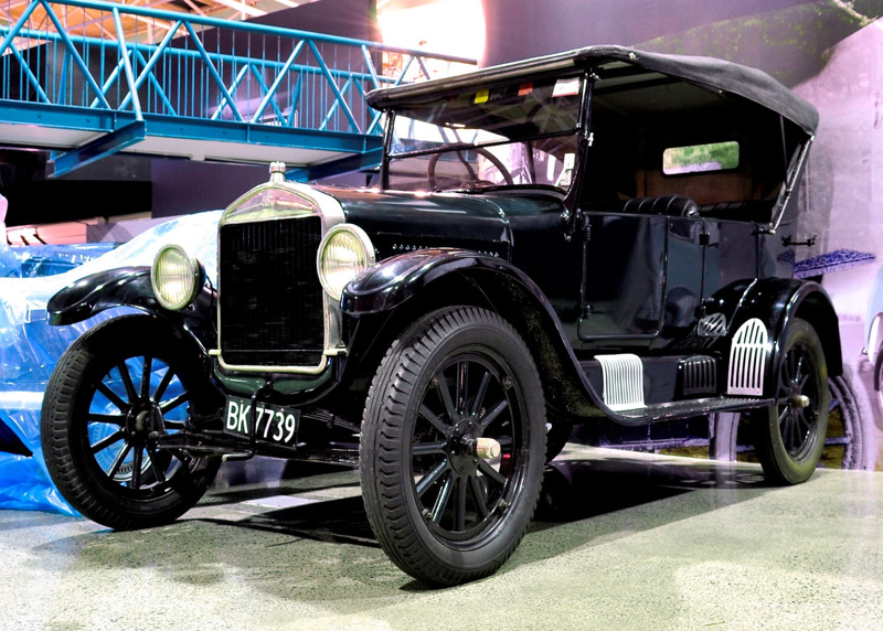 Automobile 1927 Ford Model T New Beauty Ford Motor