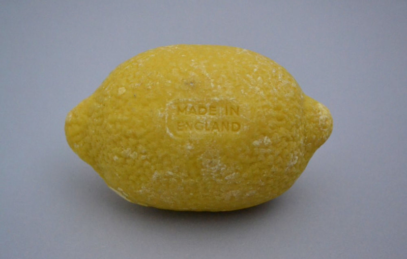 Soap [Lemon]; Bourjois (France, estab. 1863); 2015.128.17 ...
