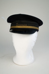 Uniform Cap [Foreman's Cap]; Hills Caps Limited (New Zealand, estab. 1875); 1975.66.3