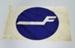 Flag [Finnair]; Finnair (Finland, estab. 1923); 1982.252.12