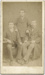 Photograph of three men; Chas Spence; 13-1129