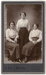 Photograph of three young women; Unidentified; 13-1115