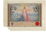 New Zeland Centennial Exhibition certificate, 04/022/002