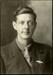 Black and white studio portrait of Arthur Earnest Cheal; Circa 1918; 04/071/032