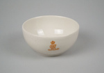 Bowl [New Zealand Railways]; Crown Lynn Potteries (New Zealand, estab. 1948, closed 1989); New Zealand Railways; 2016.79.24