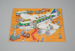 Jigsaw Puzzle [Air New Zealand]; Air New Zealand Limited (New Zealand, estab. 1965); 2016.70