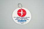 Keychain [1973 World Airlines Golf Championship]; National Airways Corporation (New Zealand, estab. 1947, closed 1978); 1973; 2006.253