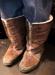 Uniform Boots [Flight Crew]; ITS Rubber Company Limited; 2004.172