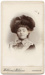Photograph of a young woman; Unidentified; 13-1217