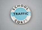 Badge [School Traffic Corps]; New Zealand Ministry of Transport (New Zealand, estab. 1968); 2017.16.1