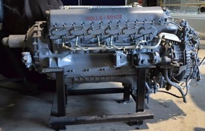 Aero Engine [Merlin]; Rolls-Royce Limited. Aero Division; 2011.238
