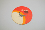 Coaster [NAC]; National Airways Corporation (New Zealand, estab. 1947, closed 1978); 2012.164.2